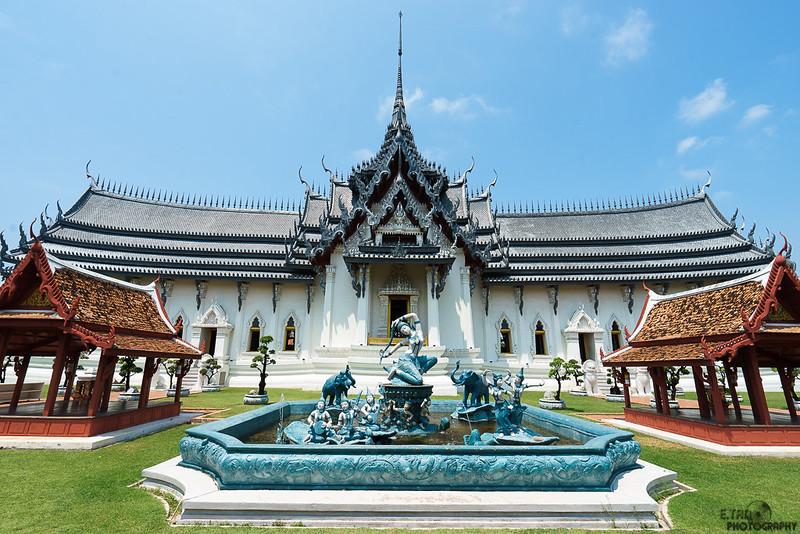 The Chom Thong Palace Hall, Ayutthaya