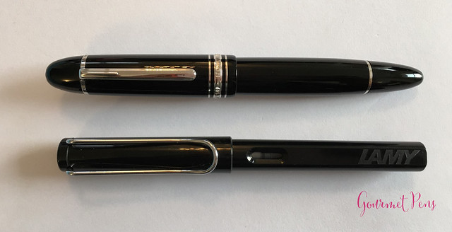 Review Montblanc Meisterstück 149 Platinum Fountain Pen - Oblique Triple Broad @Montblanc_World @AppelboomLaren 16
