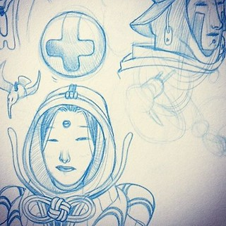Push ups - Sketching the unconscious, drawing exercises, illustration work out, art. - #sketchbook,#wip,#sketch,#dibujo,#drawing,#illustration,#illustrator,#aleixgordo,#cavas,#design,#boceto,#art,#painting,#pencil,#picture, #pintura, #cuadro,#artist, #art | by Aleix Gordo Hostau