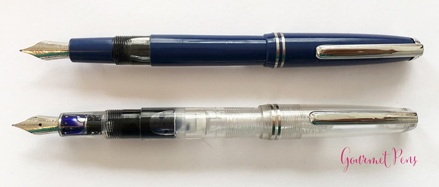 Review: @FPRevolution Guru Fountain Pen - Steel Flex Nib Pen for Beginners 8