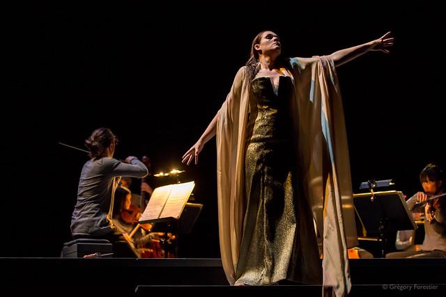 «Phèdre », nouvelle production du théâtre de Caen!