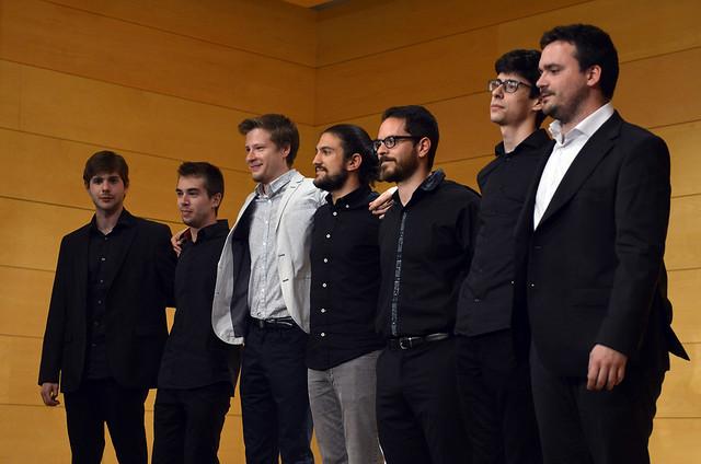 Concerts a la Fundació: Conservatorio Superior de Música Joaquín Rodrigo. Guitarra Española
