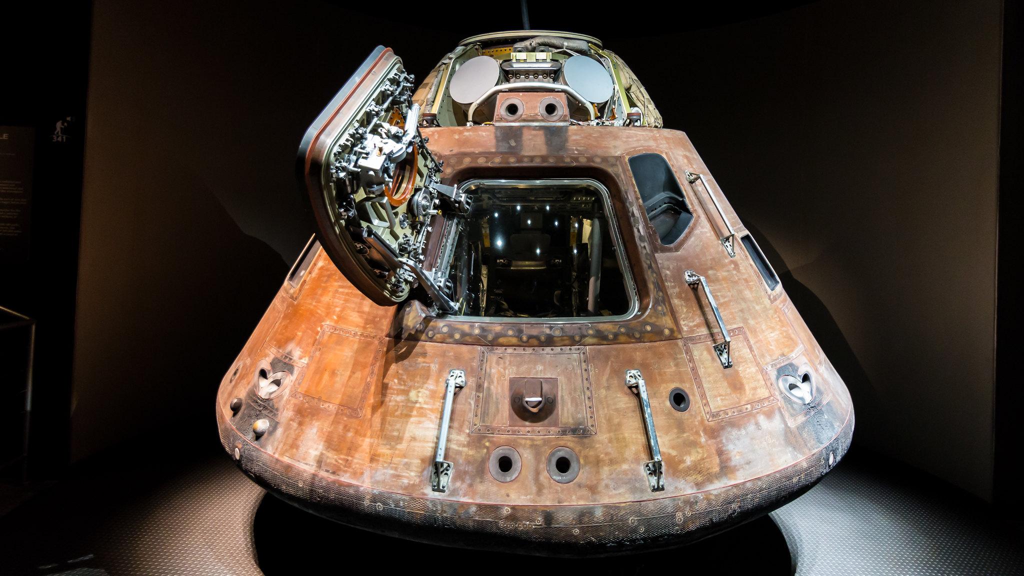 Kennedy Space Center - Floride - [USA]