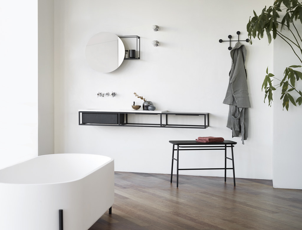 Modular bathroom furniture FRAME for ex.t by Norm Architects Sundeno_09