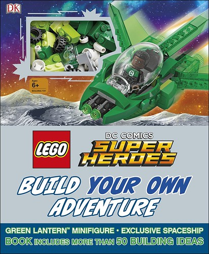 LEGO DC Comics Super Heroes Build Your Own Adventure Cover