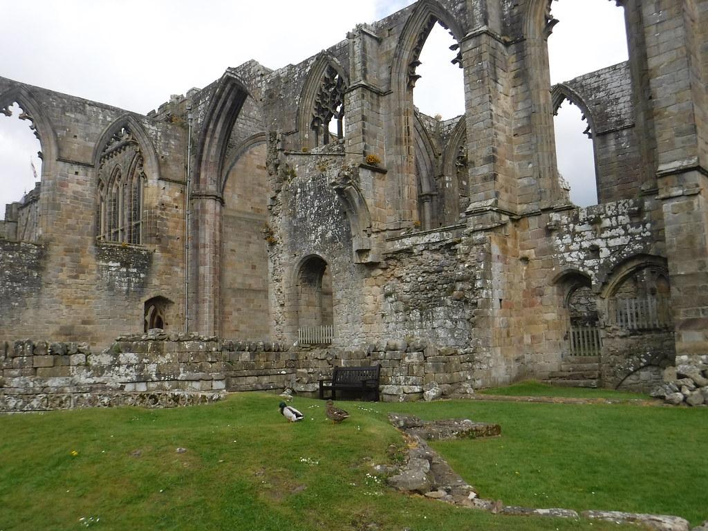 Bolton Abbey Priory 15