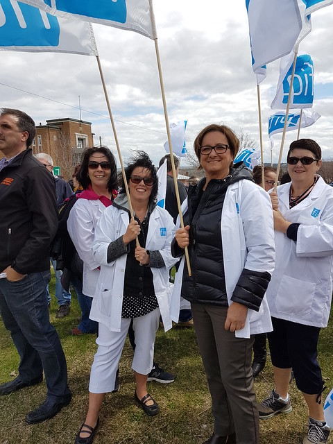 2017-05-07 - Marche citoyenne pour l'avenir de l'hôpital Notre-Dame-de-Fatima