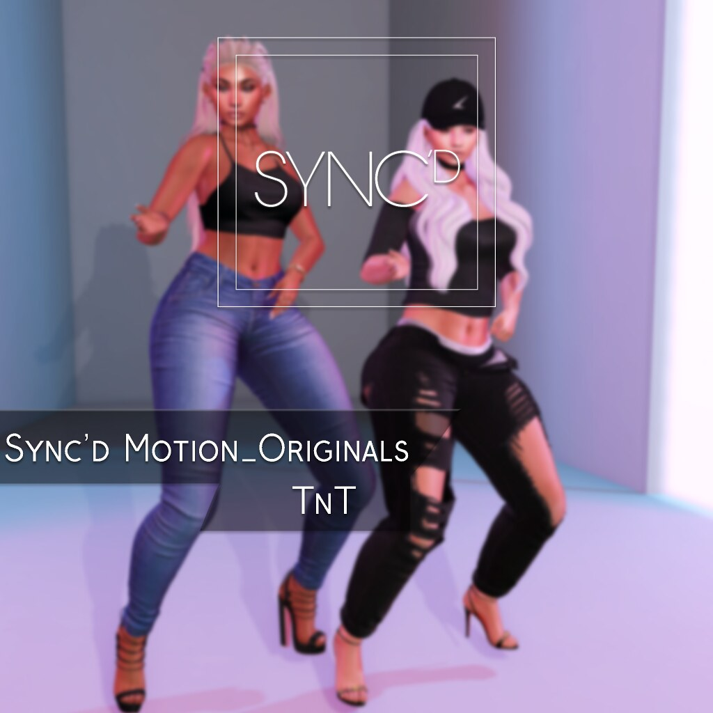 Sync'd Motion__Originals - TnT @ Mainstore