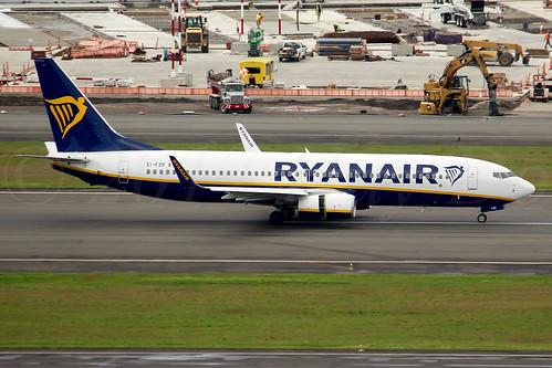 Boeing 737-8AS(WL) Ryanair EI-FZP LN6388