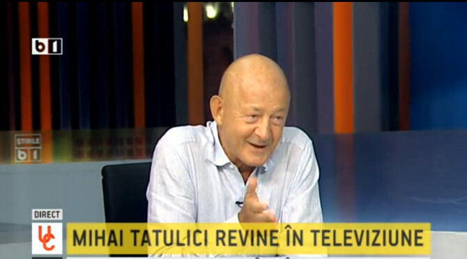 In Romania PeSeDista, apareai la TV numai daca dadeai spaga