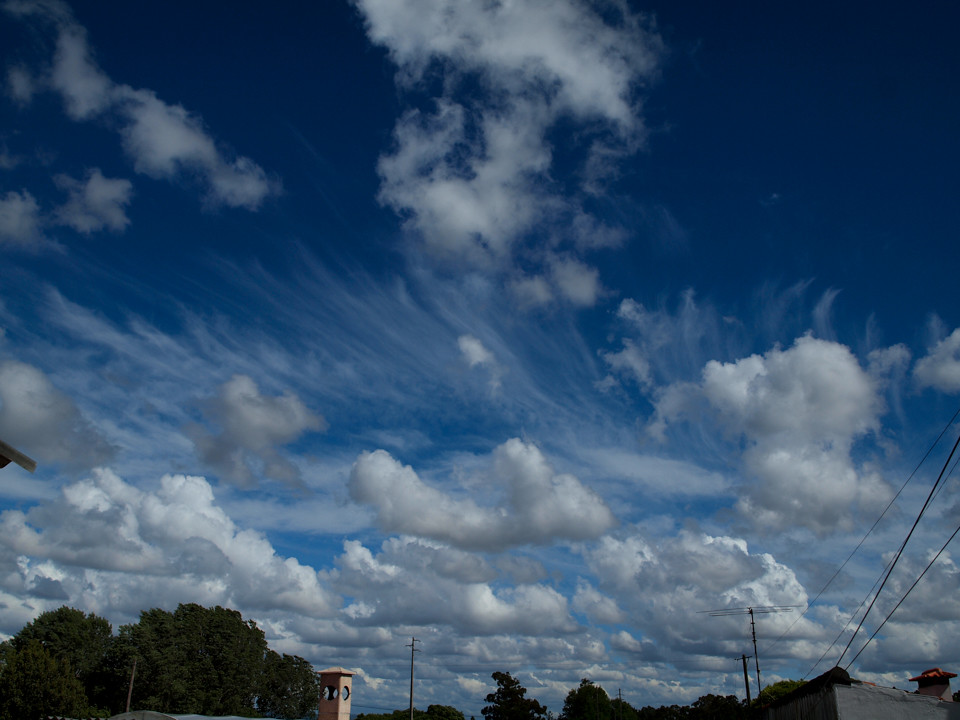 Clouds, an occasional series (1)