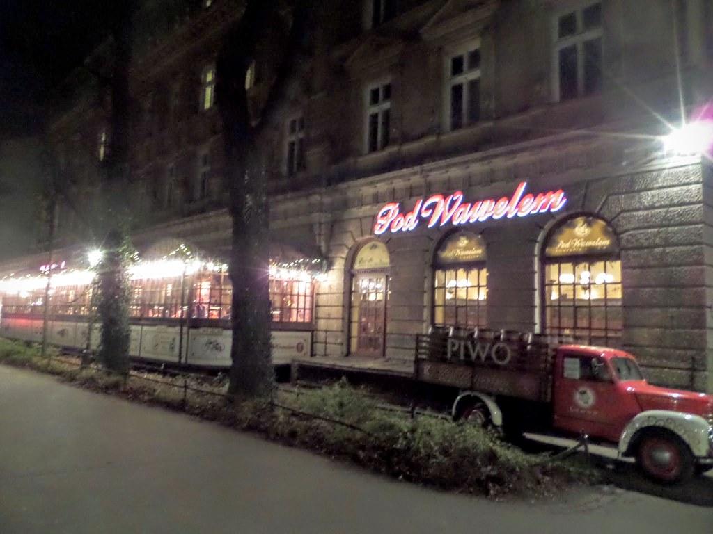 Pod Wawelem, Krakow