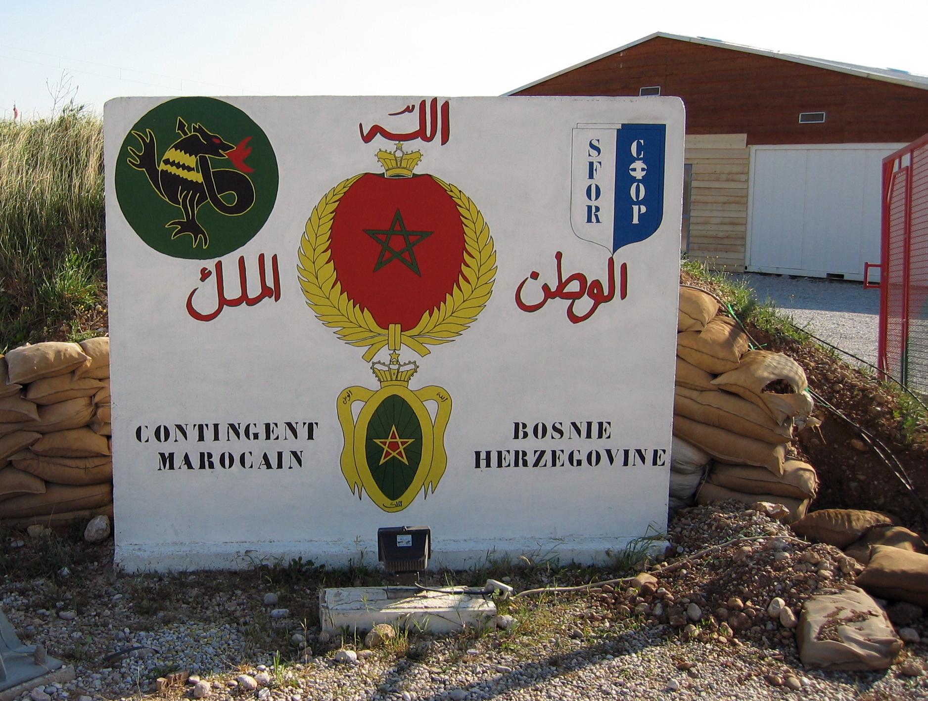 Les F.A.R. en Bosnie  IFOR, SFOR et EUFOR Althea 34525687592_fefe470c72_o
