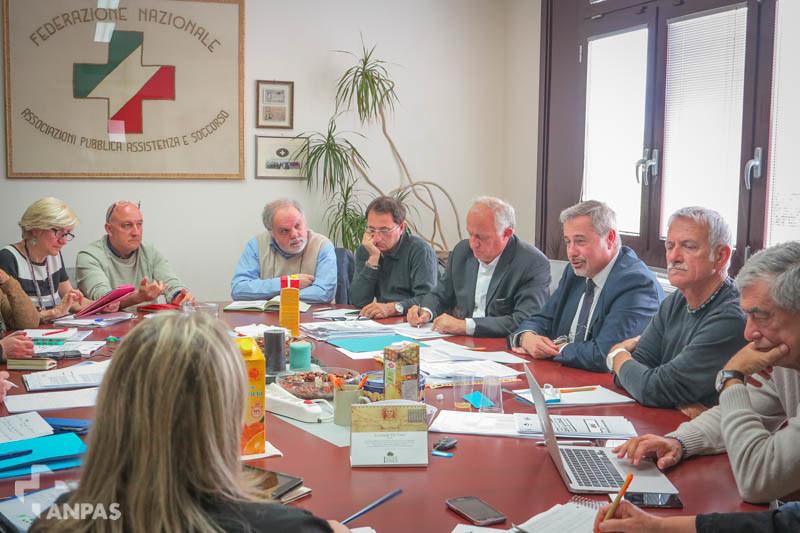 Rinnovo del CCNL: l'incontro tra Anpas e le organizzazioni sindacali
