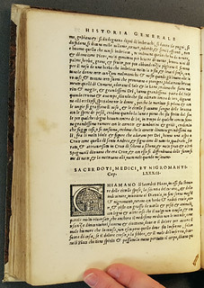 Page 79 of La Historia Generale delle Indie Occidentali (1556)