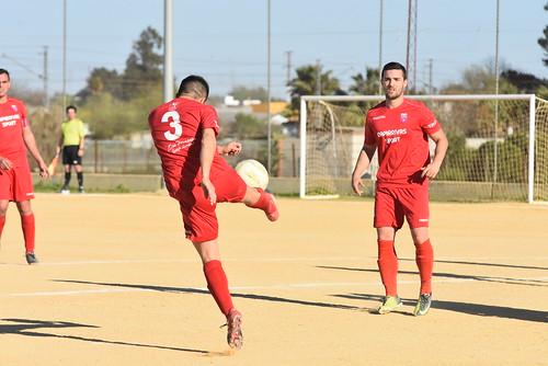 Fútbol 3º Andaluza UD Dos Hermanas