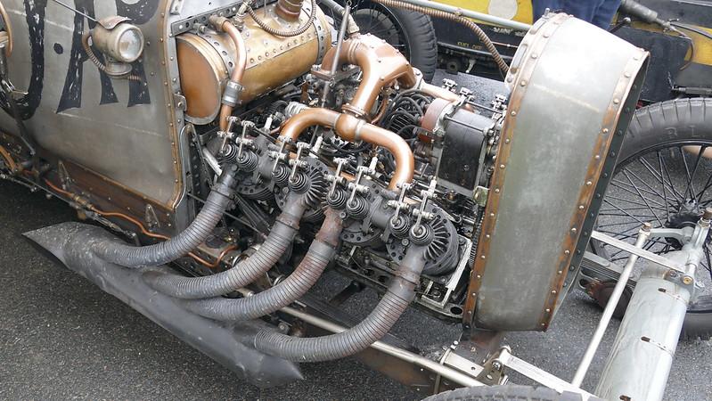 G.N. Grand Prix JAP V8 aero 5000 Cm3 Racer 1908 - Vintage Revival 2017 34560680725_8902b8ab8e_c