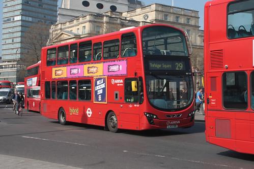Arriva London HV117 LJ13FBN