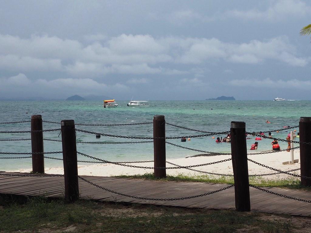 Saarihyppelu Kota Kinabalu