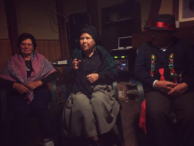 Ancianos de Las Hurdes