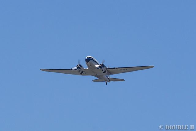 BREITLING DC-3 over Osaka City (3)