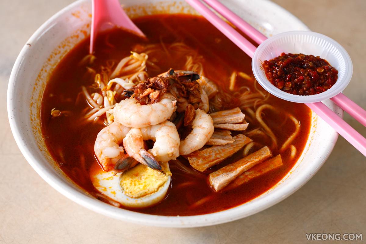Sun Huat Kee Bangsar Prawn Mee