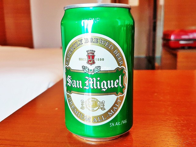 Beer San Miguel Premium All-Malt
