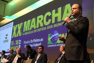 XX Marcha a Brasília em Defesa dos Municípios. Brasília, 16/05/2017. Foto: Rodrigo Nunes/MS | por Ministério da Saúde