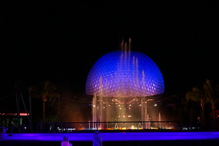 Epcot's Spaceship Earth | by Disney, Indiana