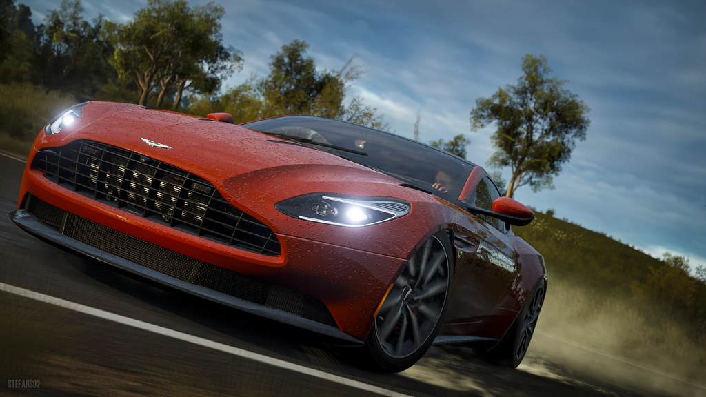 New Aston Martin >> Forza Horizon 3 / Aston Martin DB11 | Screenshot of the beau… | Flickr