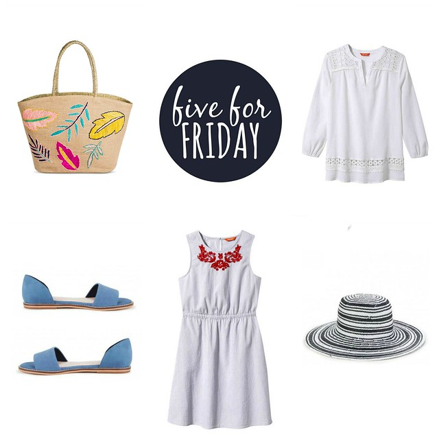 five for friday easy breezy | Style On Target blog
