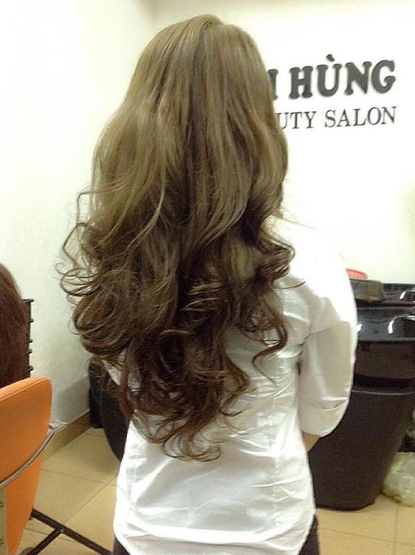 nhuộm tóc đẹp hải phòng 3