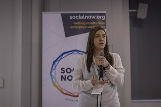 Social Now 2017 - Vikki Nye