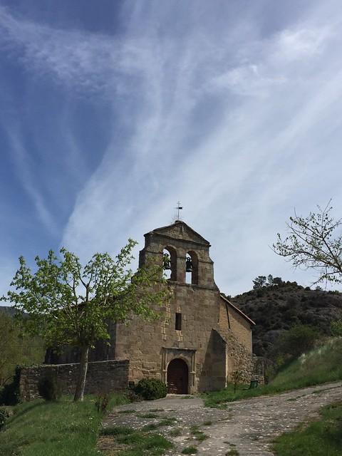 Iglesia de Terminón. Valle de Caderechas