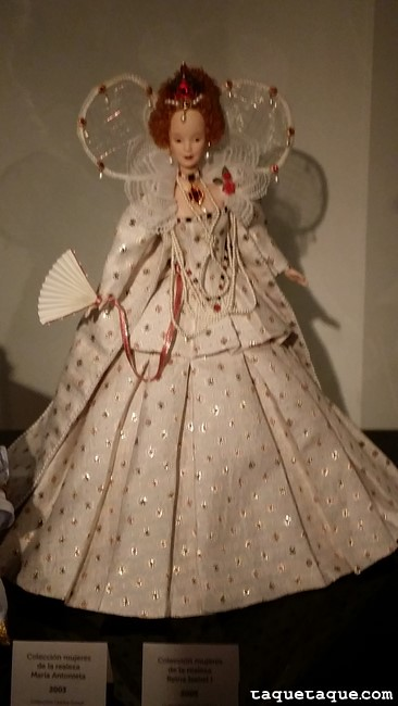 Barbie Queen Elizabeth I