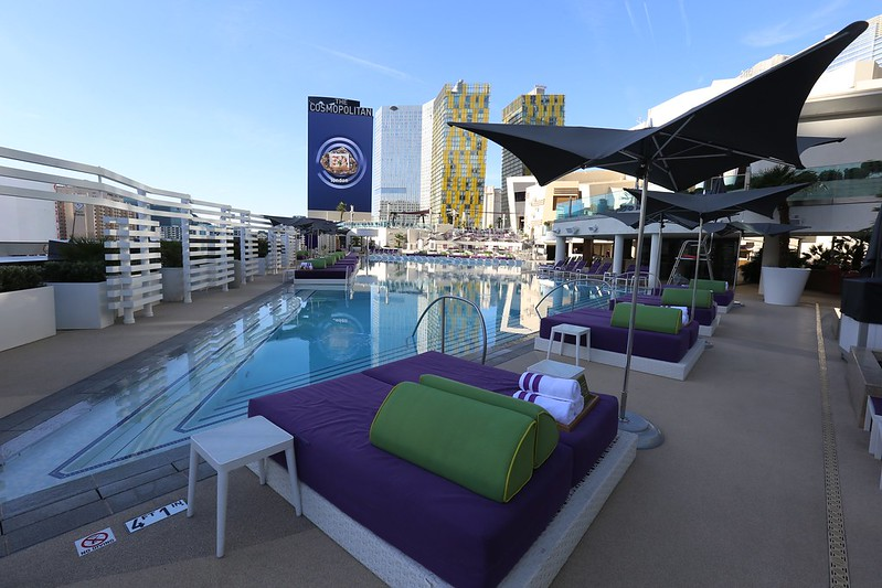 Cosmopolitan Las Vegas Wrap Around Suite 35