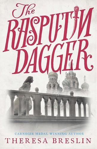 Theresa Breslin, The Rasputin Dagger