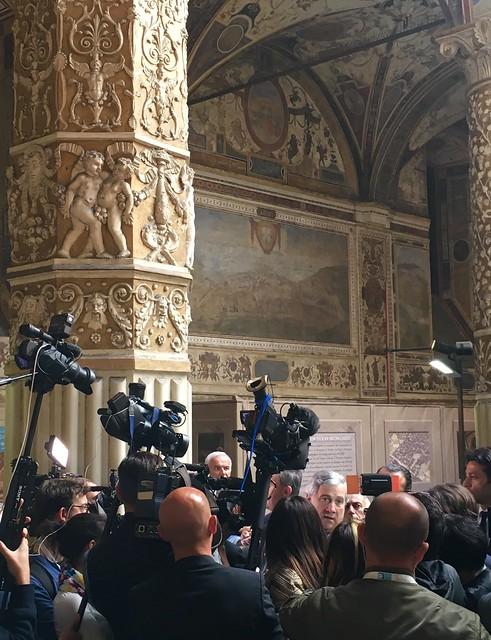 Juncker press conference