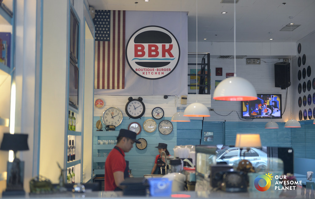 Boutique Burger Kitchen BBK The Best Burger Joint in BGC by