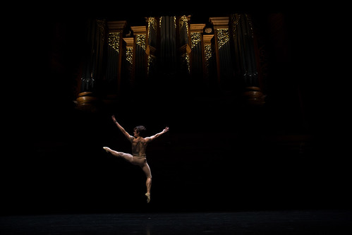 映画『ダンサー、セルゲイ・ポルーニン 世界一優雅な野獣』 ©ハービー・山口