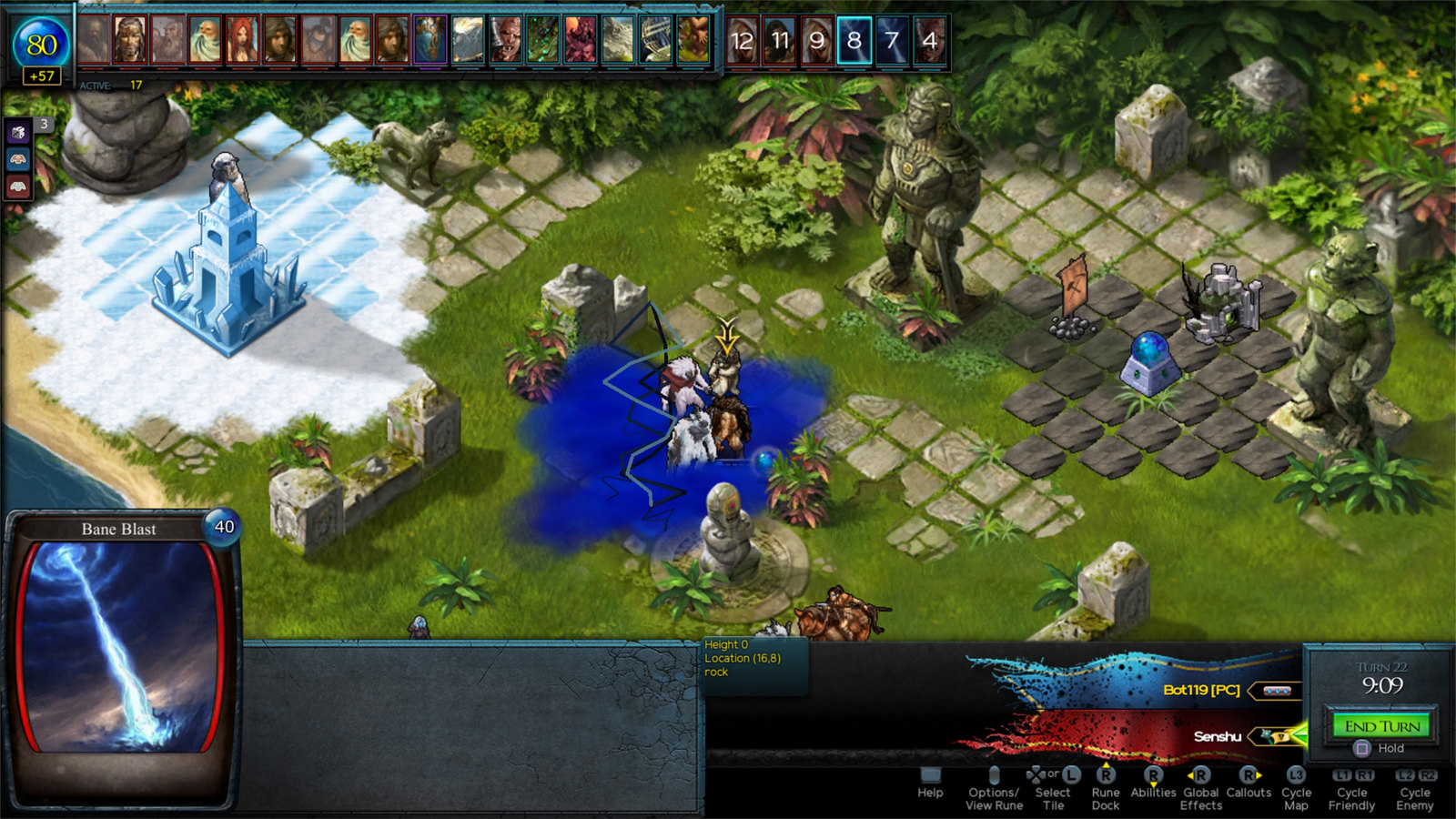 Card Games For Ps4 : Card based strategy game pox nora hits ps on rd may