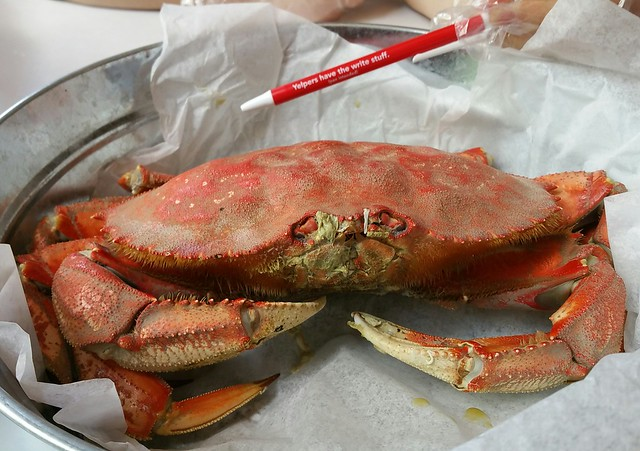 2017-May-10 The Holy Crab - dungeness crab