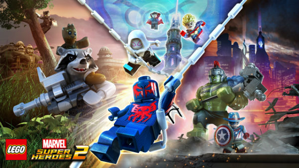 LEGO Marvel Super Heroes 2 out in November