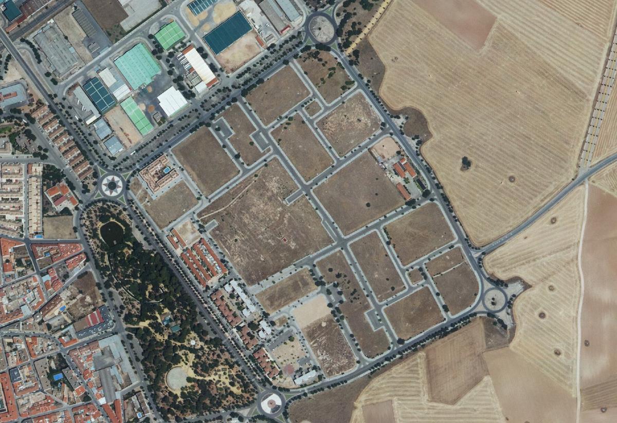 manzanares, ciudad real, johny appleseed, después, urbanismo, planeamiento, urbano, desastre, urbanístico, construcción, rotondas, carretera