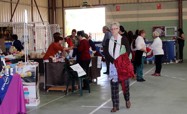 V Feria del Comercio-Camuñas (Toledo)