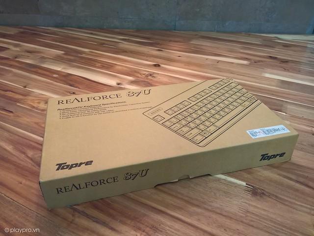 Topre Realforce 87U