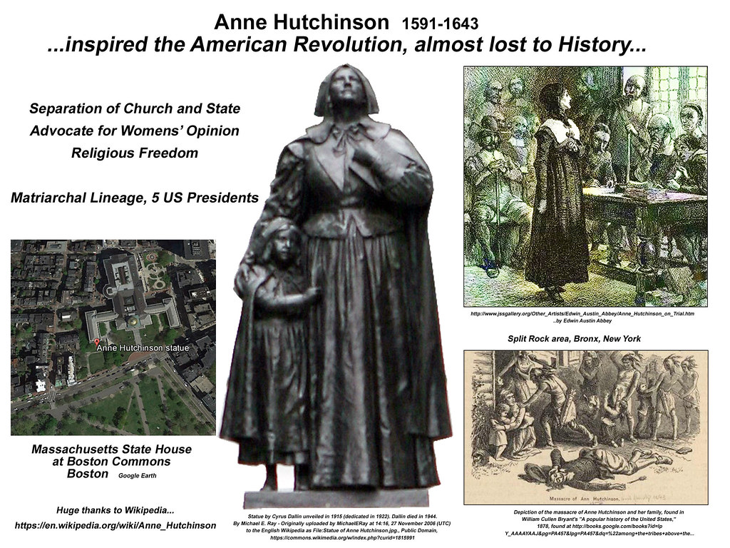anne hutchinson Enjoy the best anne hutchinson quotes at brainyquote quotations by anne hutchinson, american clergyman, born july 17, 1591 share with your friends.
