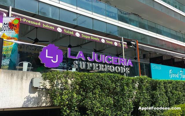 La Juiceria Superfoods - The Verve Shops