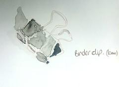 #1 Binder Clip