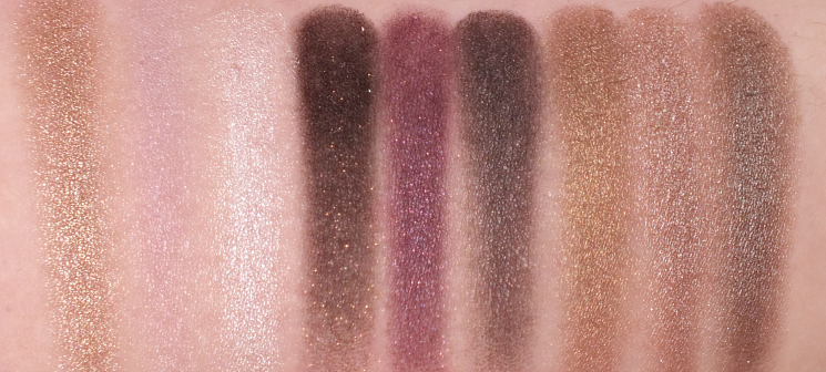 the new mark by avon eye contact hok up smoke & mirrors swatches